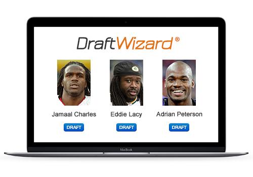 Fantasy Football Mock Drafts, Cheat Sheets & Draft Software