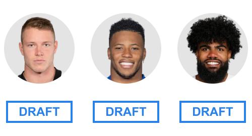 Fantasy Football 2019 Mock Drafts