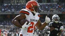 Fantasy Football Rookie Report: Rookie QBs, Sony Michel, Nick Chubb photo