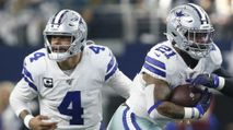 Stacking Potential 4,000-Yard Passers with Their Running Back (2020 Fantasy Football) photo