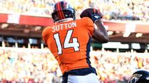 Game-By-Game Projections: Courtland Sutton (2020 Fantasy Football) photo
