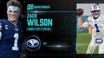 2021 NFL Draft Profile: QB Zach Wilson photo