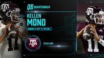 2021 NFL Draft Profile: QB Kellen Mond photo