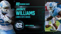 2021 NFL Draft Profile: RB Javonte Williams photo