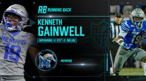 2021 NFL Draft Profile: RB Kenneth Gainwell photo