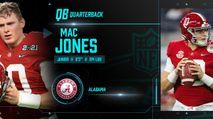 2021 NFL Draft Profile: QB Mac Jones photo