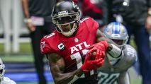 Early Overvalued Wide Receivers (2021 Fantasy Football) photo