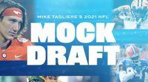 Mike Tagliere's 2021 NFL Mock Draft (1.0) photo