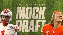 Kyle Yates' 2021 NFL Mock Draft 3.0 photo