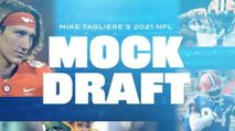 Mike Tagliere's 2021 NFL Mock Draft (2.0 - Two Rounds) photo