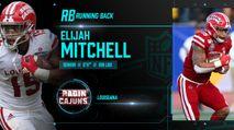 2021 NFL Draft Profile: RB Elijah Mitchell photo