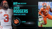 2021 NFL Draft Profile: WR Amari Rodgers photo