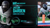 2021 NFL Draft Profile: WR Jaelon Darden photo