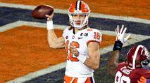 Mike Tagliere's 2021 NFL Draft Prospect Rankings: Quarterbacks photo