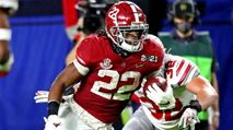 Mike Tagliere's 2021 NFL Draft Prospect Rankings: Running Backs photo