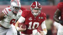 2021 NFL Draft Burning Questions: Mac Jones, Kyle Pitts, Atlanta Falcons photo