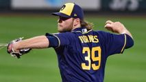 Starting Pitcher Statcast Review: Corbin Burnes, Walker Buehler, Lance McCullers Jr. (2021) photo