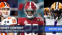 2021 NFL Draft Contest: Win Free Upgrades! photo