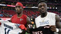 Falcons Trade Julio Jones to Titans: Fantasy Football Rapid Reaction photo