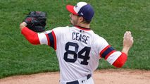 Fantasy Baseball Risers & Fallers: Dylan Cease, Starling Marte, Alex Wood photo