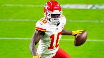 Which Wide Receivers Were Better/Worse Than Expected in 2020? (Fantasy Football) photo