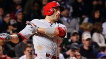 Fantasy Baseball Risers & Fallers: Joey Votto, Brendan Rodgers, Logan Webb, Yu Darvish photo