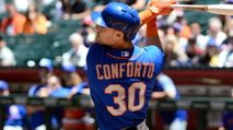 By The Numbers: Michael Conforto, Blake Snell, Matt Chapman photo