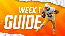 Dan Harris's Week 1 Fantasy Football Guide (2021) photo