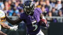 Air Yards Analysis: Marquise Brown, Tee Higgins, Kyle Pitts (2021 Fantasy Football) photo