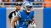 Amon-Ra St. Brown: Useful Bye Week Waiver Wire Addition (2021 Fantasy Football) photo