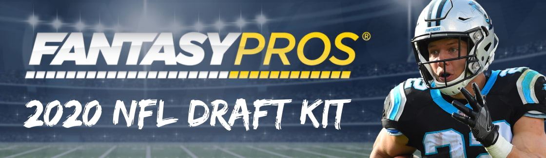 FantasyPros 2020 Football Draft Kit