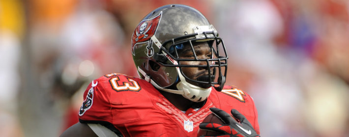Bobby Rainey Bucs