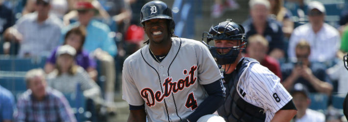Cameron Maybin Tigers