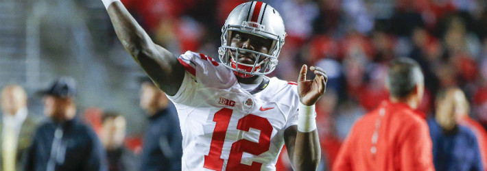 Cardale Jones has a high ceiling but will be a major project