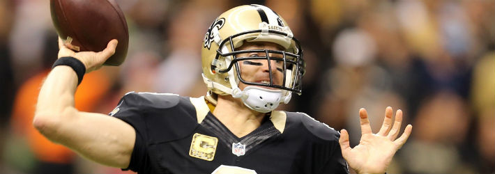 Drew Brees did not return value for fantasy owners last season