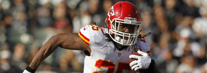 Jamaal Charles could be done for the year