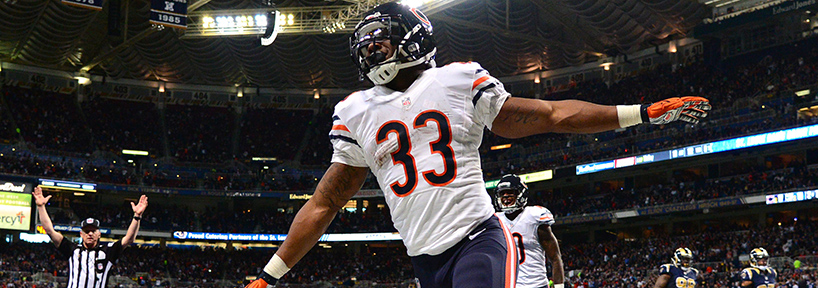 Jeremy Langford wasn't flying high as a starter, but he may get a second chance