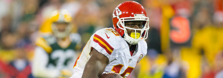 Jeremy Maclin checks in as this week's Fire Starter