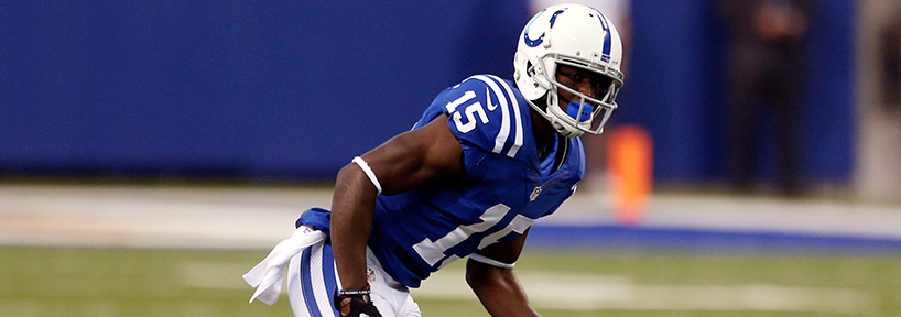 The Colts offense can operate like a well oiled machine and Dorsett looks like he'll have a chance to reap the rewards