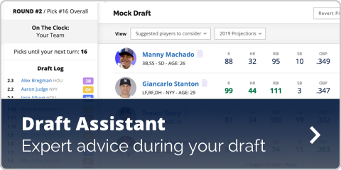 MLB Draft Assistant