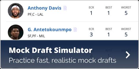 NBA Mock Draft Simulator