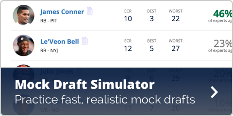 NFL Mock Draft Simulator