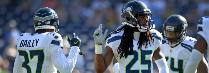 Richard Sherman and the Seahawks have a favorable matchup Week 3
