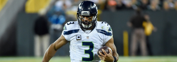 Russell Wilson and the Seahawks have a tasty matchup against the Bears in Week 3