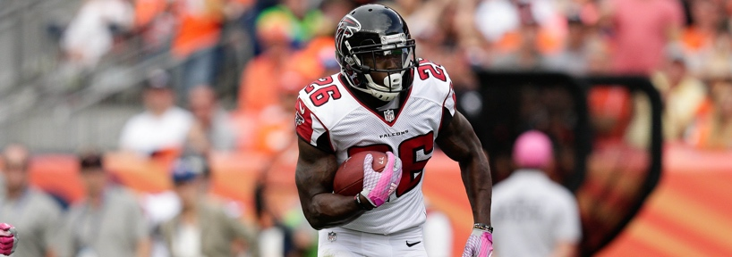 Tevin Coleman could put together another huge game for cheap this weekend