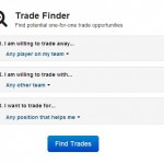 Trade Finder Settings