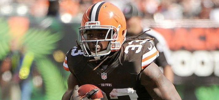 Richardson didn't run much in the open field for Cleveland. Experts like his chances in Indy better.