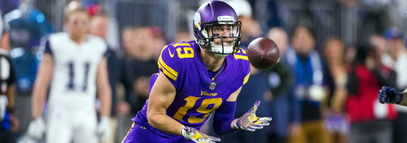Adam Thielen is one of the hottest receivers heading into Week 17