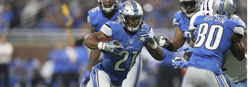 Is Ameer Abdullah a fantasy stud in the making?