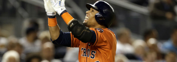 Will the 2014 of 2015 version of Carlos Gomez this up this season?